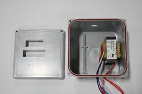 Transformer and Enclosure